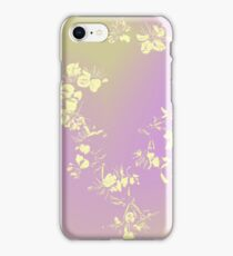 Sereen Abstract flower_02 iPhone Case/Skin