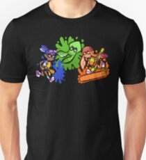Splatoon! Unisex T-Shirt