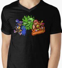 Splatoon! Men's V-Neck T-Shirt