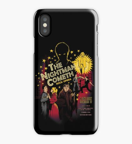 He Cometh iPhone Case