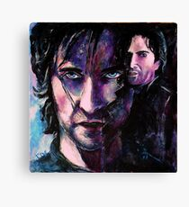 Perdition, featured in Art Universe Canvas Print