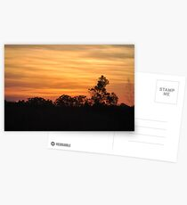 Kingaroy Sunset Postcards