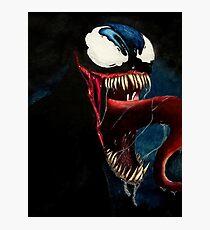 The Venom! Photographic Print