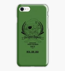 Les Enfants Terribles iPhone Case/Skin