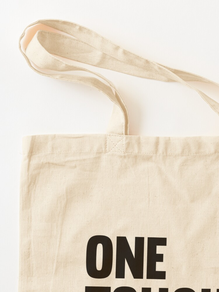 Alternate view of One Tough Mother. Tote Bag