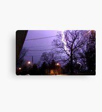 Storm 004 Canvas Print