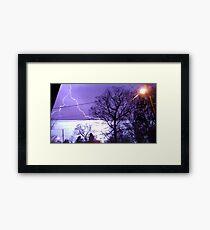 Storm 012 Framed Print