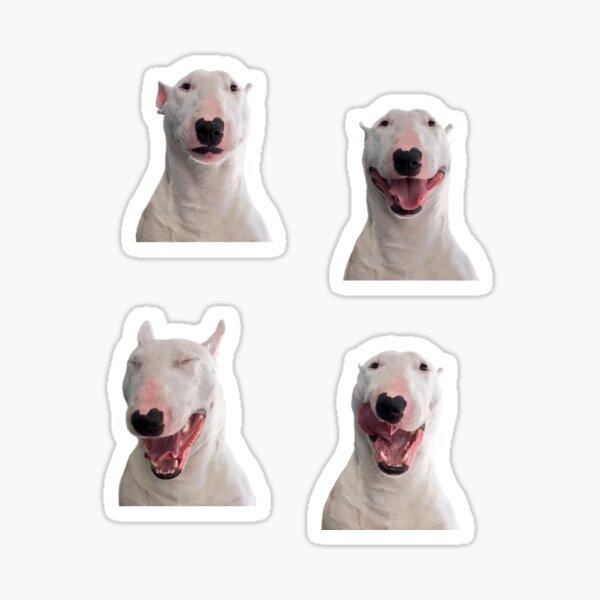 @PupperNelson: Mood Phases sticker sheet Sticker
