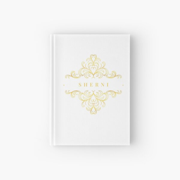 SHERNI - Lioness (Version 2) Hardcover Journal
