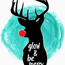 Glow and Be Merry by Suzette McGrath