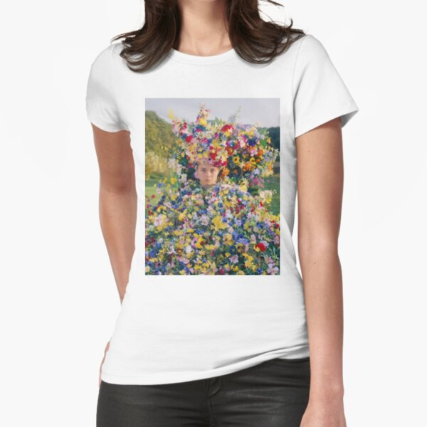 MIDSOMMAR MAY QUEEN - DANI ARDOR / FLORENCE PUGH Fitted T-Shirt