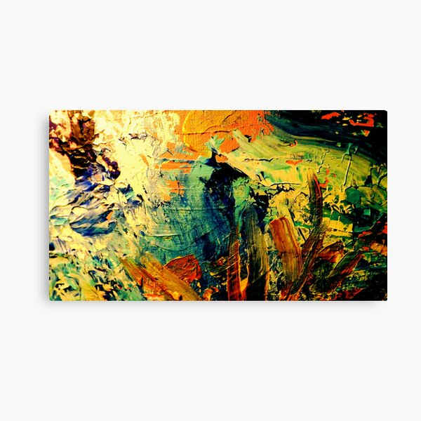 View from Sweet William's Mind Canvas Print