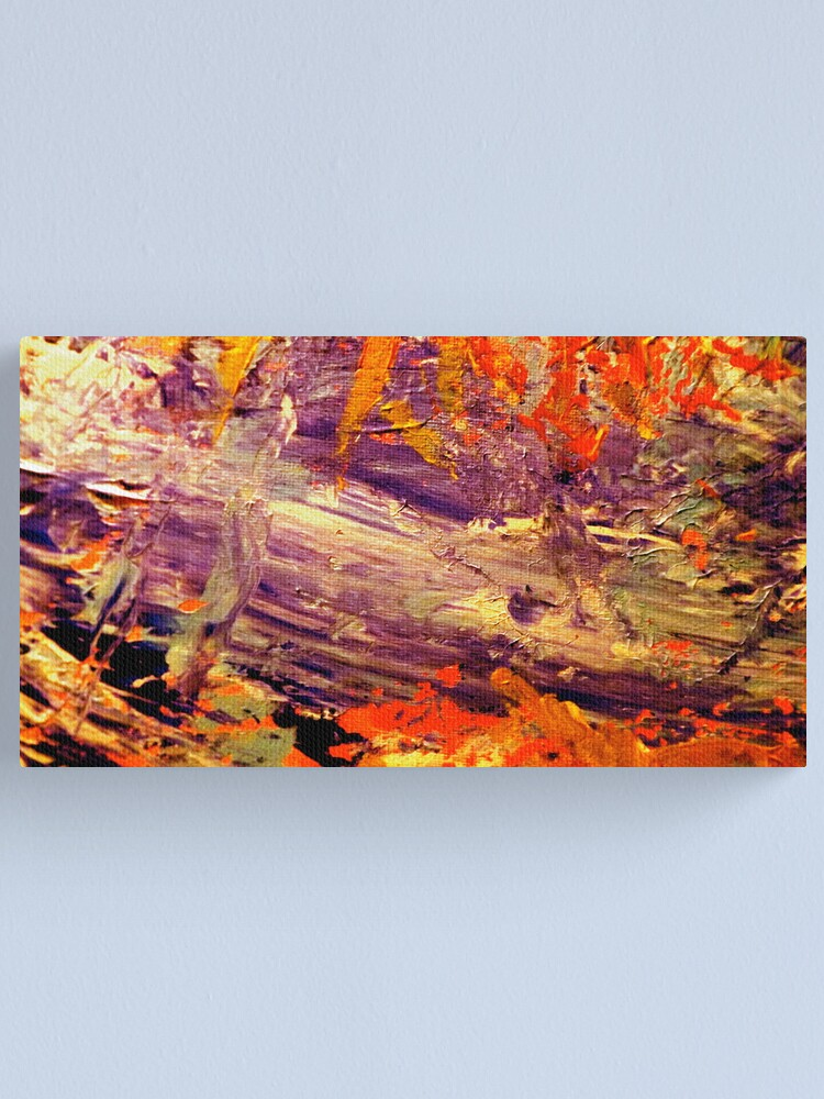 Alternate view of View from Sweet William's Mind Canvas Print