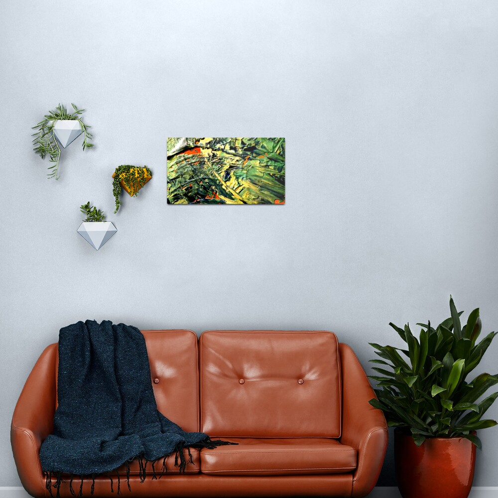 View from Sweet William's Mind Metal Print