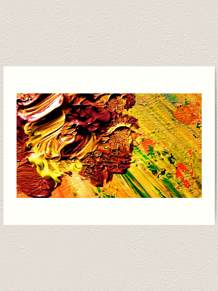 Alternate view of Lush Irises from Kelley's Jardin Art Print