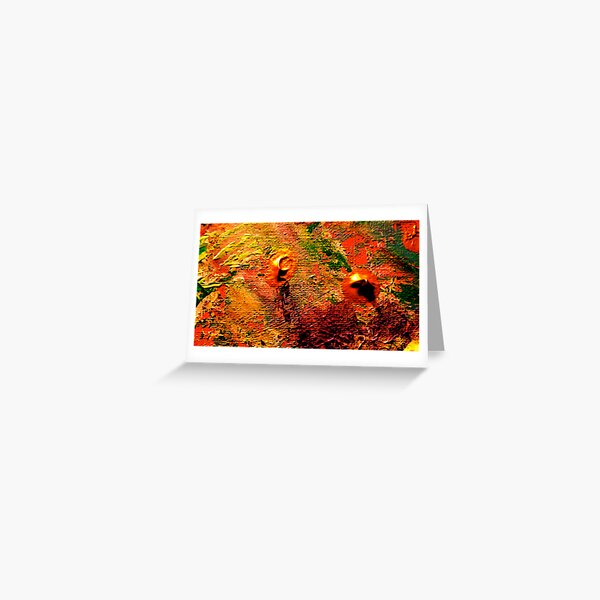 Colorful Sands from Kelley's Jardin Greeting Card