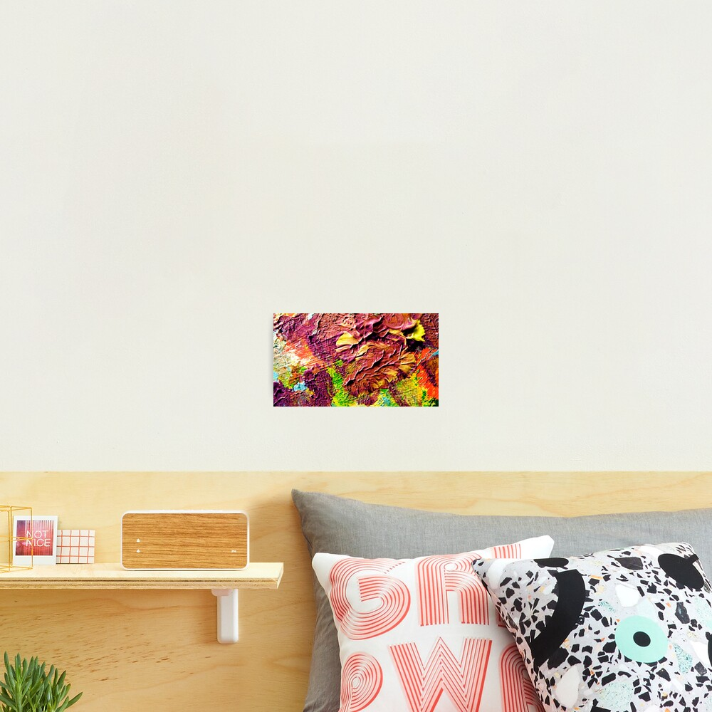 Windswept Flowers from Kelley's Jardin Photographic Print