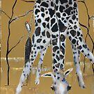 Bird and Giraffe by Tom Norton