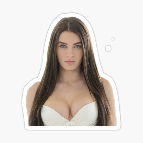Lana roades Pegatina