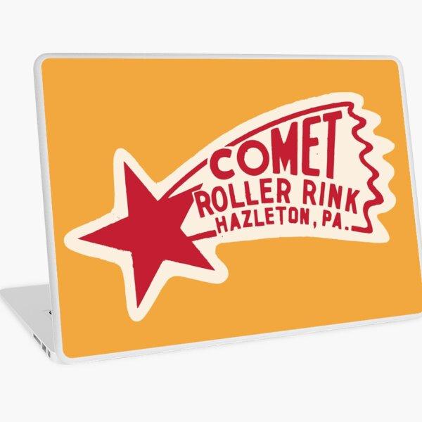 Comet Roller Rink Laptop Skin