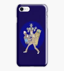The Tenth Doctor iPhone Case/Skin