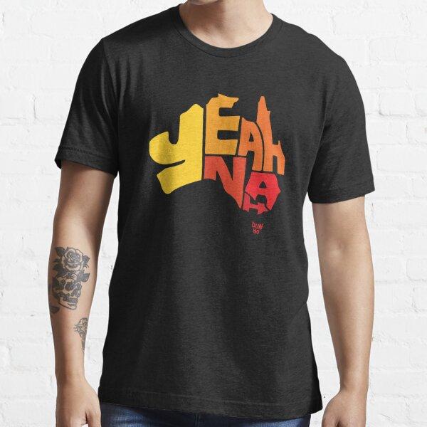 Yeah Nah (Australia) Essential T-Shirt