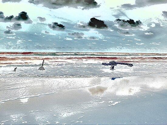 Surrealistic Seascape X by Igor Shrayer