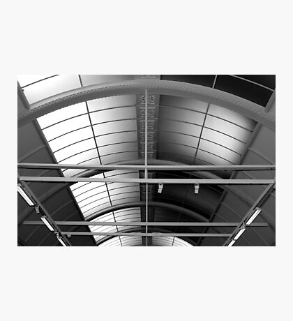 Roofspace Photographic Print