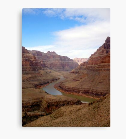 Canyon Days Canvas Print