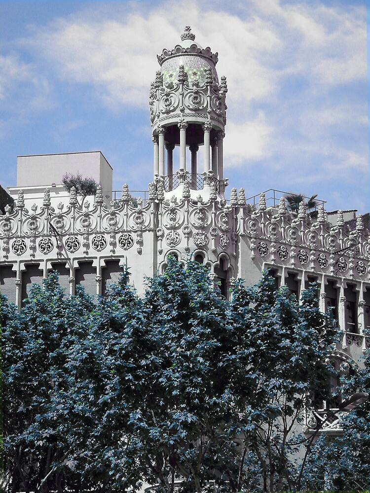 I Love Barcelona 5 by Diana  Kaiani