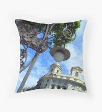 I Love Barcelona 6 Throw Pillow