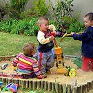 The magic of early childhood communication by Irene  van Vuuren