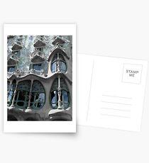 I Love Barcelona 14 Postcards