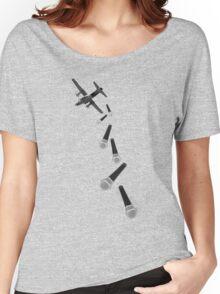 Droppin' Lyrics Women's Relaxed Fit T-Shirt
