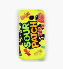 Sour Patch Kids candy package front Samsung Galaxy Case/Skin