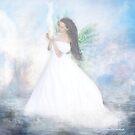 Heavenly Bride by Yvon van der Wijk