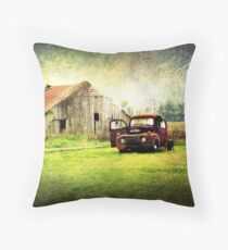 Classic Country Throw Pillow