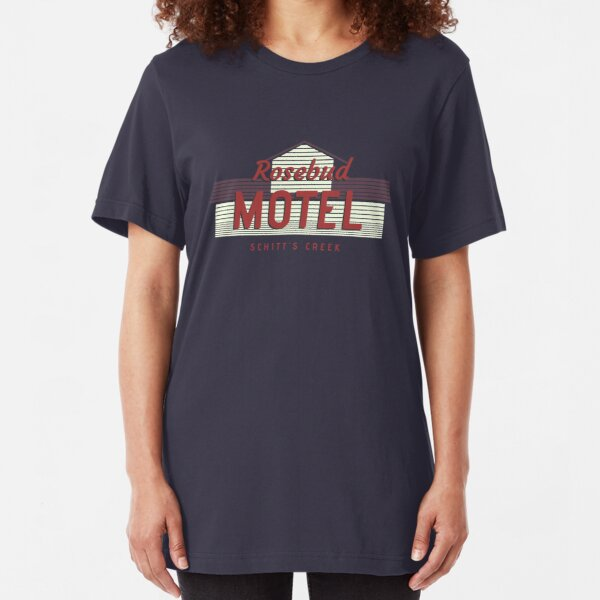 Rosebud Motel Slim Fit T-Shirt