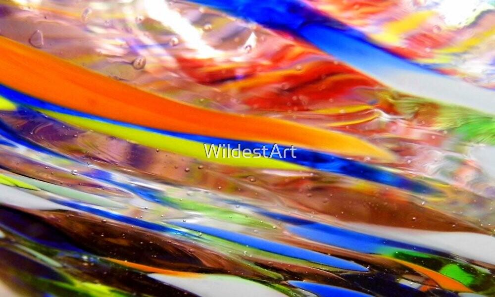 Art Glass by WildestArt