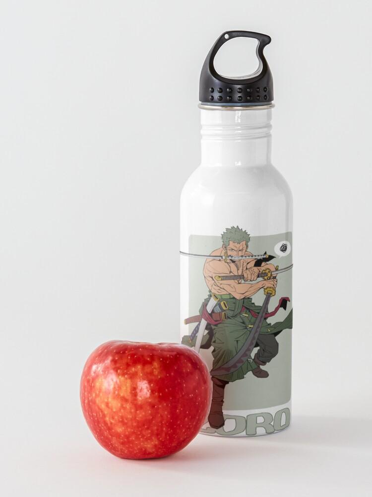 Alternate view of One Piece Zoro The Swordsman Water Bottle