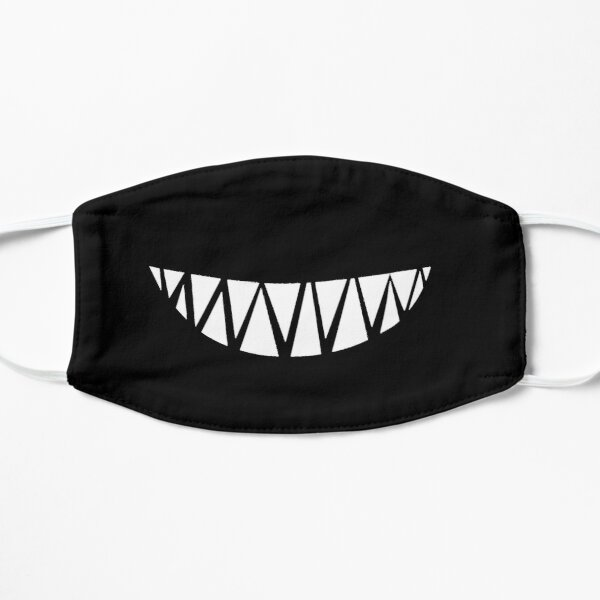 Shark Teeth Face Mask Funny Covid-19 protection Mask