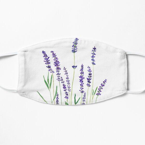 purple lavender  Mask