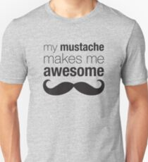 Awesome Mustache T-Shirt