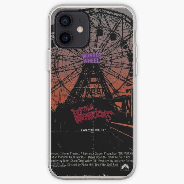 The Warriors 1979 Ferris Wheel Movie Art iPhone Soft Case