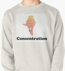 Concentration Pullover