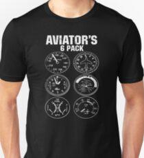 Aviator Six Pack T-Shirt