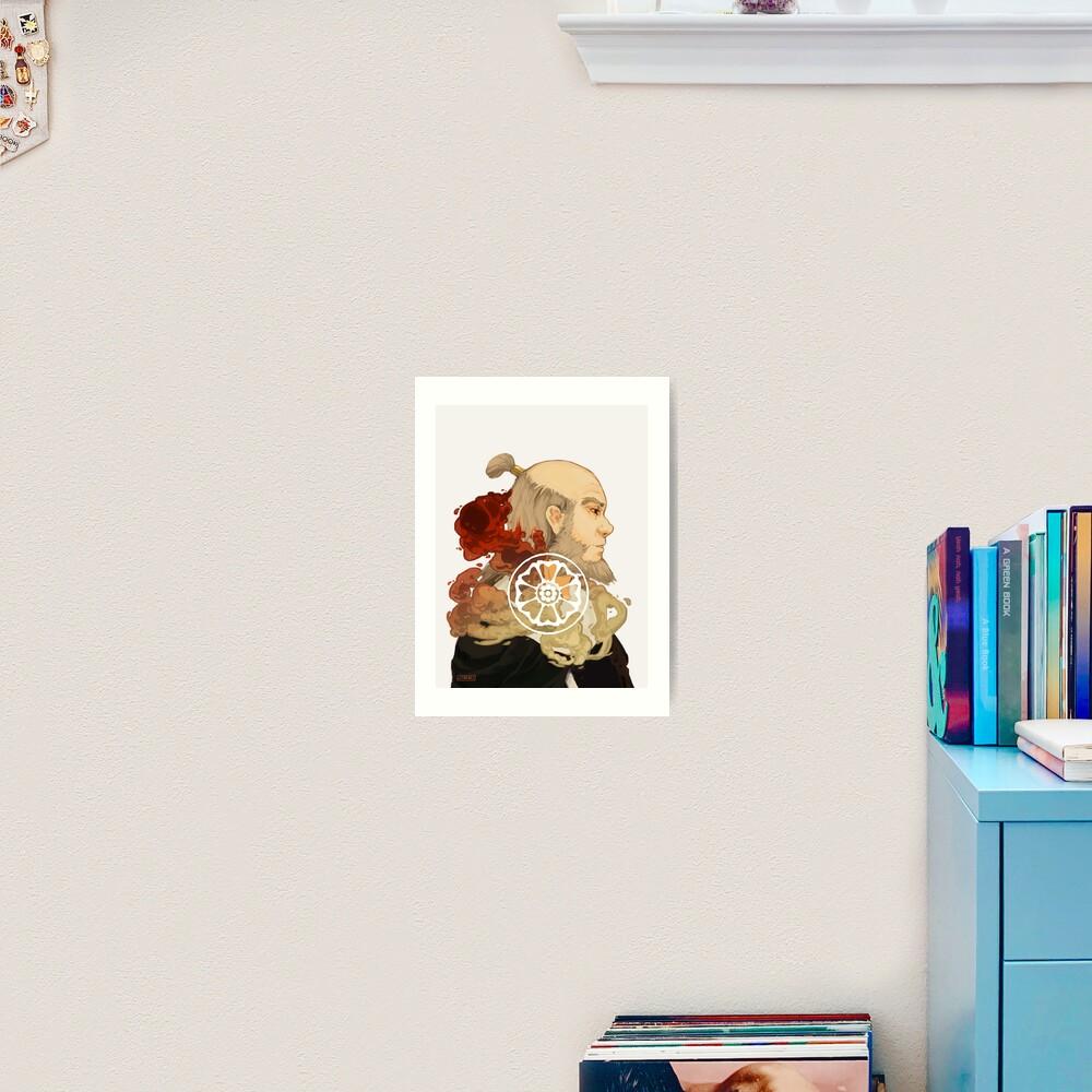 Iroh  Art Print