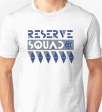 TRS Retro Blue Unisex T-Shirt