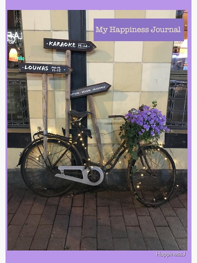 My Happiness Journal / Happy Bike by HappinessJ