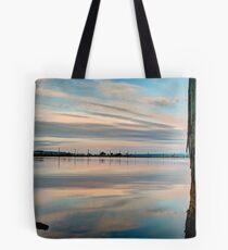 Pastel on Gardner Bay Tote Bag